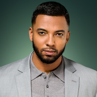 Levi Sterling played by Christian Keyes
