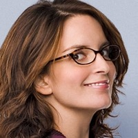 Tina Fey played by Tina Fey