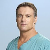 Dr. Charlie Harris played by Michael Shanks
