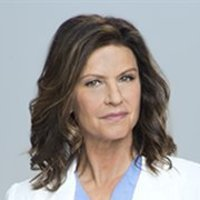 Dr. Dana Kinny played by Wendy Crewson