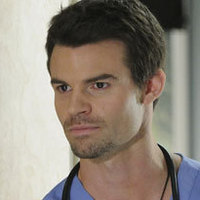 Dr. Joel Goran played by Daniel Gillies
