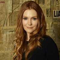 Abby Whelan played by Darby Stanchfield