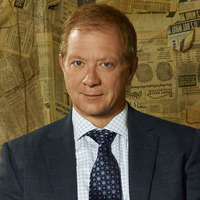 Cyrus Beene played by Jeff Perry