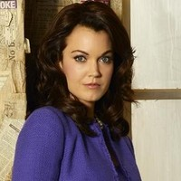 Mellie Grant played by Bellamy Young
