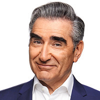 Johnny Rose played by Eugene Levy Image