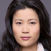 Happy Quinn played by Jadyn Wong