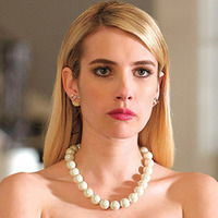 Chanel Oberlin played by Emma Roberts