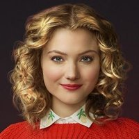 Grace Gardner played by Skyler Samuels