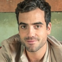 Luke played by Daniel Ings