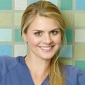 Dr. Denise Mahoney played by Eliza Coupe
