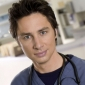 Dr. John 'J.D.' Dorian played by Zach Braff