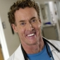 Dr. Perry Cox played by John C. McGinley