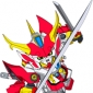Bakunetsumaru SD Gundam Force (JP)