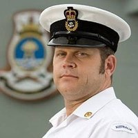 Chief Petty Officer Andy 'Charge' Thorpe played by John Batchelor