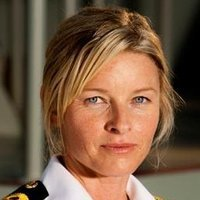 CMDR Maxine 'Knocker' White played by Tammy McIntosh