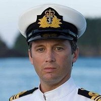 Lieutenant Commander Mike Flynn played by Ian Stenlake