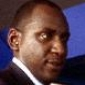 Announcer played by Colin McFarlane