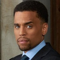 Eric Warner played by Michael Ealy
