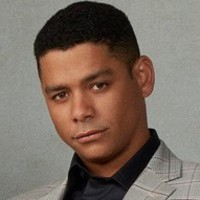 Patrick Warner played by Charlie Barnett