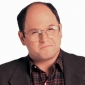 George Costanza played by Jason Alexander