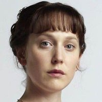 Elinor Dashwood played by Hattie Morahan