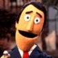 Guy Smiley played by Jim Henson