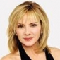 Samantha Jones played by Kim Cattrall