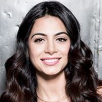 Isabelle Lightwood played by Emeraude Toubia