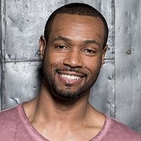 Luke Garroway played by Isaiah Mustafa