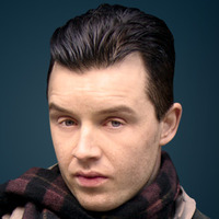 Mickey Milkovich played by Noel Fisher