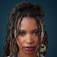 Veronica Fisher  played by Shanola Hampton Image