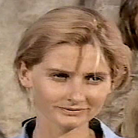 Marian Starrett played by Jill Ireland
