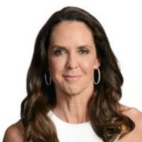 Janine Allis played by Janine Allis