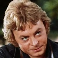 James Shelley played by Hywel Bennett