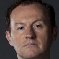 Mycroft Holmes played by Mark Gatiss