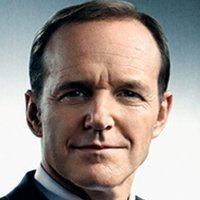 Director Phil Coulson played by Clark Gregg