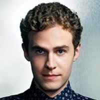 Agent Leo Fitz played by Iain De Caestecker
