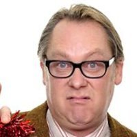 Himself - Presenter (2) played by Vic Reeves