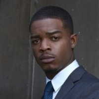 Treston Perry played by Stephan James