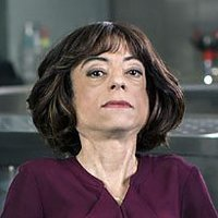 Clarissa Mullery played by Liz Carr