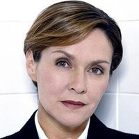 Sam Ryan played by Amanda Burton