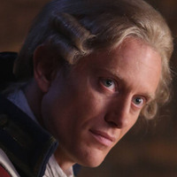 Abraham Van Brunt played by Neil Jackson