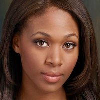 Lt. Abbie Archer played by Nicole Beharie
