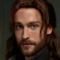 Ichabod Crane played by Tom Mison