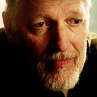 Sheriff August Corbin played by Clancy Brown