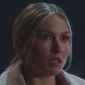 Alicia Baker played by Sarah Carter