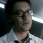 Dr. Emil Hamilton played by Alessandro Juliani