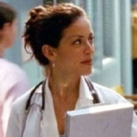 Dr. Helen Bryce played by Emmanuelle Vaugier