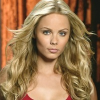 Kara played by Laura Vandervoort