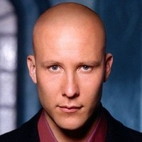 Lex Luthor played by Michael Rosenbaum